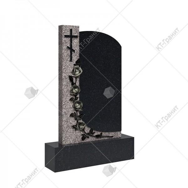 Фигурный памятник из гранита. Модель ОК213