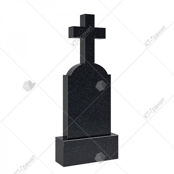 Крест надгробный из гранита. Модель KR103