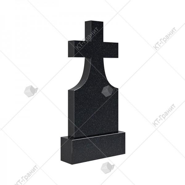 Крест надгробный из гранита. Модель KR101