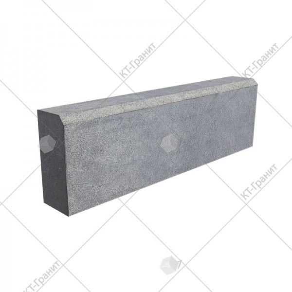 Гранитные бордюры из габбро ГП5  80*200*Д