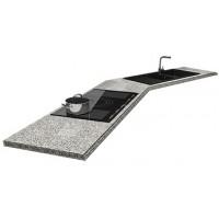 Столешницы из гранита для кухни и ванной