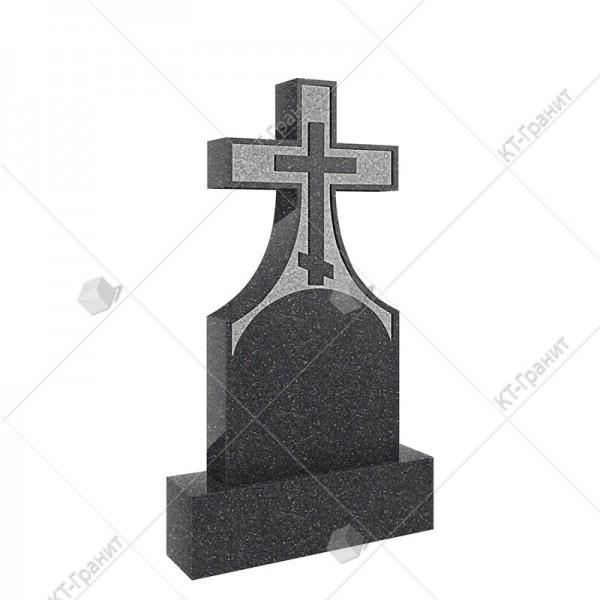 Крест надгробный из гранита. Модель KR201
