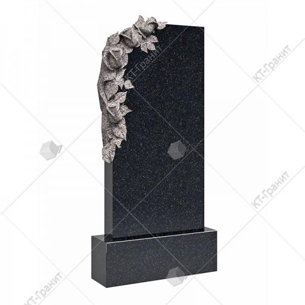 Резной памятник из гранита. Модель ОК207