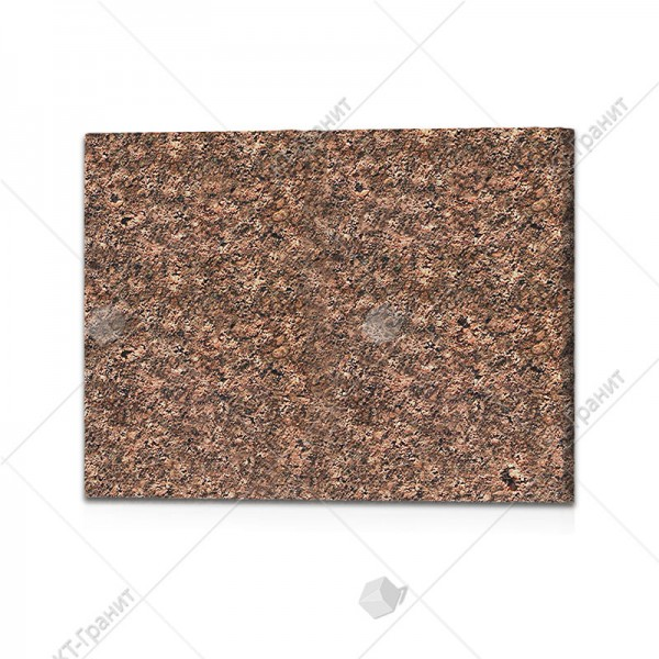 Плитка полированная  из дидковичского гранита (h = 2 см)