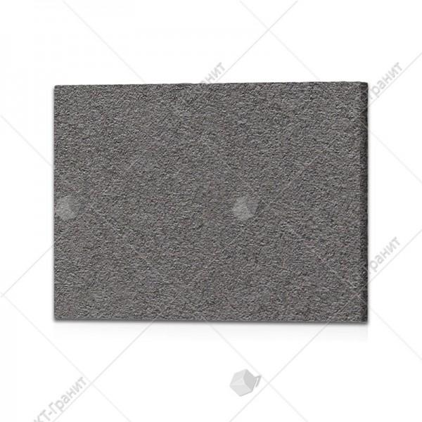 Плитка термообработанная из гранита габбро (h = 2 см)