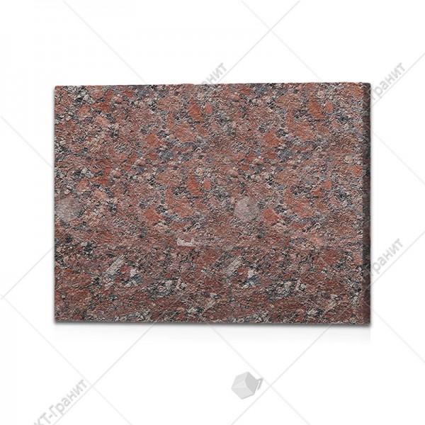 Плитка термообработанная из капустинского гранита (h = 2 см)