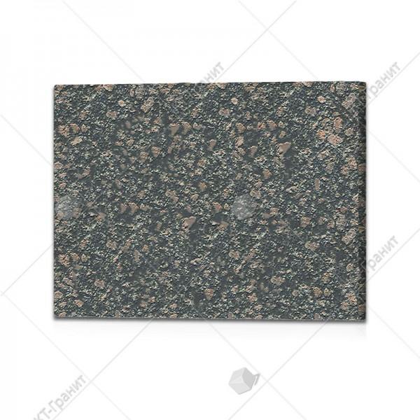 Плитка полированная  из корнинского гранита  (h=3 см)