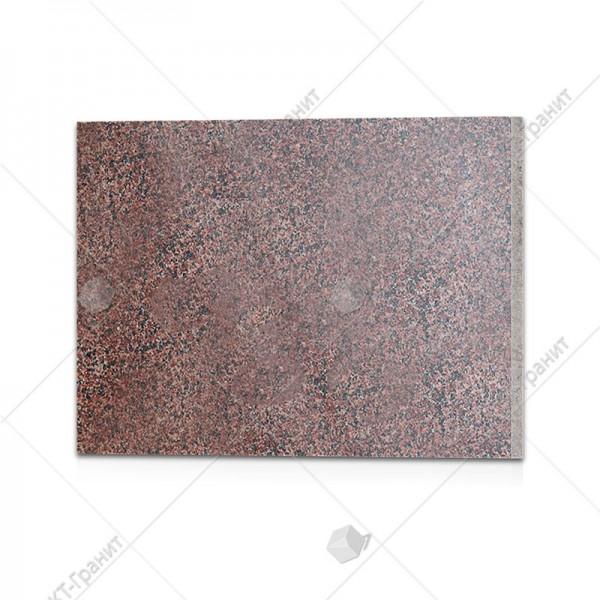 Плитка полированная  из лезниковского гранита (h = 3 см)