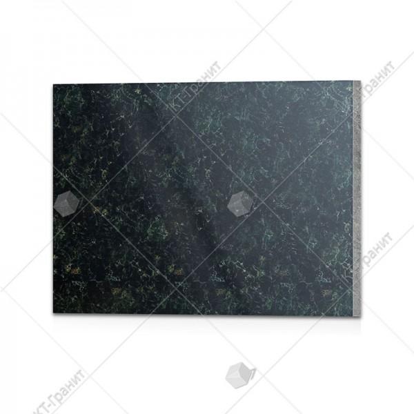 Плитка полированная  из лабрадорита Неверовского (h = 3 см)