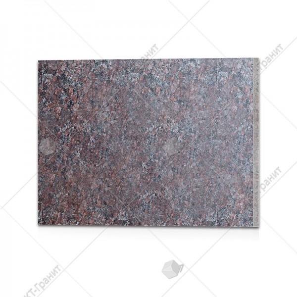 Плитка полированная  из токовского гранита (h = 2 см)