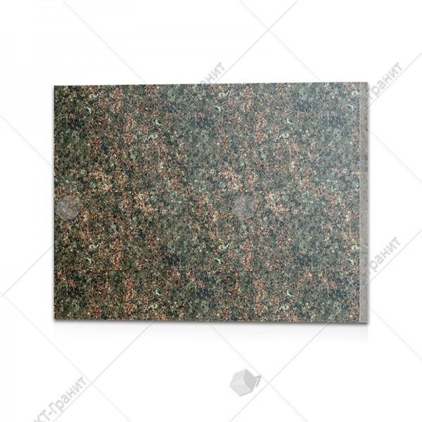 Плитка полированная  из васильевского гранита (h = 2 см)