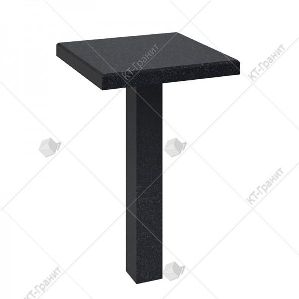 Стол из гранита на могилу. Модель ST11