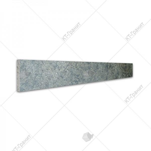 Подступенок из роговского гранита для накладных ступеней ,  толщина 2 см