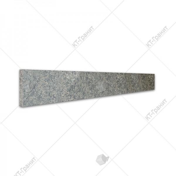 Подступенок из човновского гранита для накладных ступеней ,  толщина 2 см