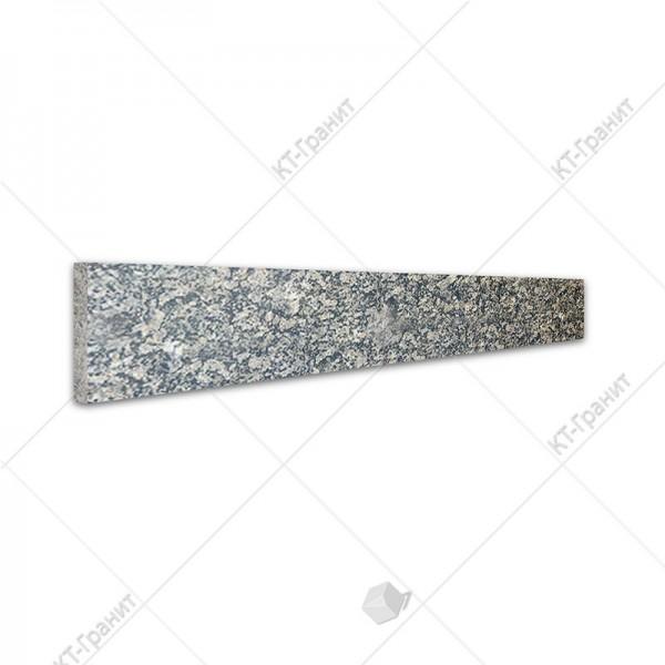 Подступенок из софиевского гранита для накладных ступеней ,  толщина 2 см